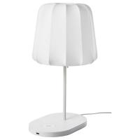 ВАРВ Настольная лампа/беспровод зарядка