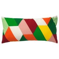 ХОСТФИБЛА Подушка, разноцветный