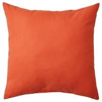 ВАЛЬБЬЁРГ Подушка, оранжевый