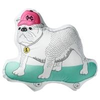 ТОРИН Подушка, собака разноцветный