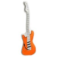 ТОРИН Подушка, гитара разноцветный