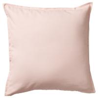 ГУРЛИ Чехол на подушку, светло-розовый