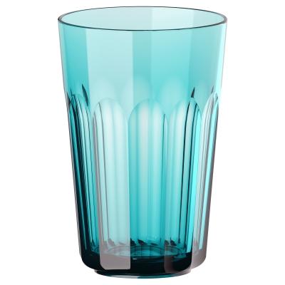 СВАРТШЁН стакан бирюзовый