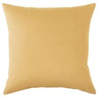 САНЕЛА Чехол на подушку, светло-желтый