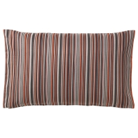СТРАНДКОЛ Чехол на подушку, оранжевый, красный