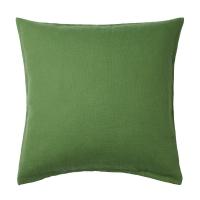 ВИГДИС Чехол на подушку, зеленый