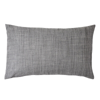 ИСУНДА Чехол на подушку, серый