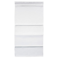 РИНГБЛУММА Римская штора, белый