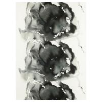 НАТТ-ГЛИМ Ткань, серо-черный темный