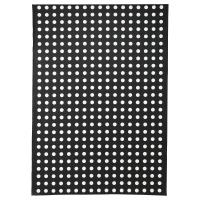 ЛИАЛОТТА Ткань с пластиковым покрытием, черный/белый