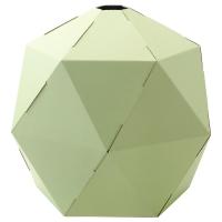 ЮКСТОРП Абажур для подвесн светильника, светло-зеленый