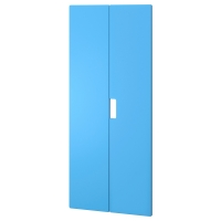 СТУВА МОЛАД Дверь, синий