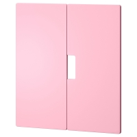 СТУВА МОЛАД Дверь, розовый
