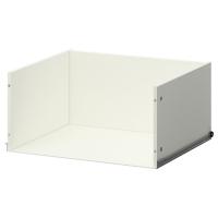 СТУВА ГРУНДЛИГ Ящик без фронтальной панели, белый
