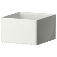 ЛИЛЛЬНАГЕН Держатель туалетной бумаги, белый