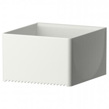 ЛИЛЛЬНАГЕН держатель туалетной бумаги белый