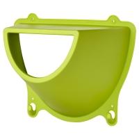 КРОКИГ Настенный модуль с крючками, зеленый