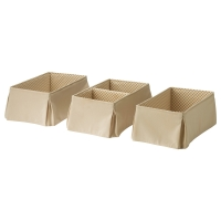 НАНИГ Коробка, светло-бежевый