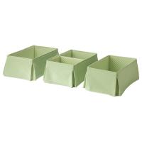 НАНИГ Коробка, светло-зеленый