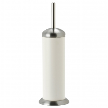 МЬЁСА щетка для туалета / держатель белая