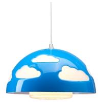 СКОЙГ Подвесной светильник, синий