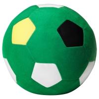 СПАРКА Мягкая игрушка, зеленый футбольный, зеленый