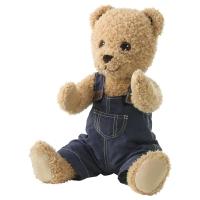 БРУММА Мягкая игрушка в одежде, медведь