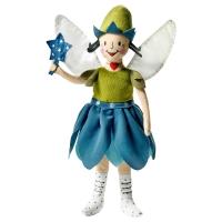 СОНГТРАСТ Мягкая игрушка, фея с волшебной палочкой