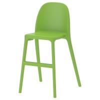 УРБАН Детский стул, зеленый
