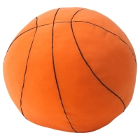 БОЛЛКЭР Мягкая игрушка, оранжевый