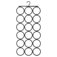 КОМПЛИМЕНТ Многофункциональная вешалка, серый