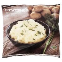 POTATISMOS Картофельное пюре, заморожен