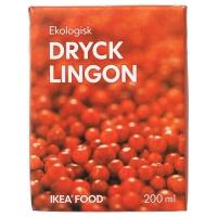 DRYCK LINGON Брусничный напиток