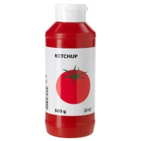 KETCHUP Томатный кетчуп