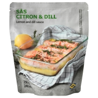 SÅS CITRON & DILL Соус с лимоном и укропом