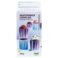 MUFFINSMIX CHOKLAD Смесь д/маффинов с шоколадом