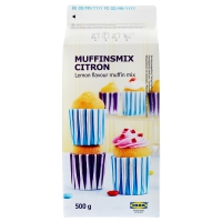 MUFFINSMIX CITRON Смесь д/выпечки маффинов, лимонная