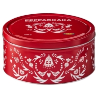 PEPPARKAKA Печенье с пряностями в банке
