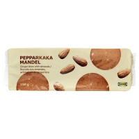 PEPPARKAKA MANDEL Имбирное печенье с миндалем