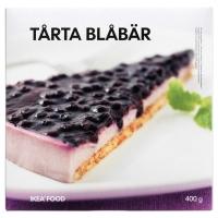 TÅRTA BLÅBÄR Черничный торт, замороженный