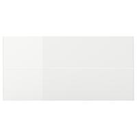 РИНГУЛЬТ Фронтальная панель ящика, глянцевый белый