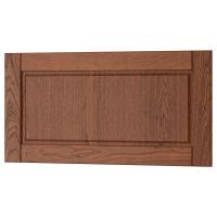 ФИЛИПСТАД Фронтальная панель ящика, коричневый