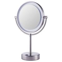 КАЙТУМ Зеркало с подсветкой, с батарейным питанием