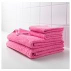 ГЭРЕН Полотенце, розовый