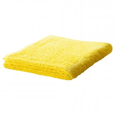 ГЭРЕН Полотенце, ярко-желтый