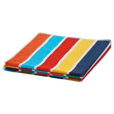 БОКВИК Банное полотенце, разноцветный