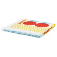 НИММЕРН Банное полотенце, разноцветный