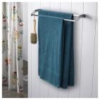 ФРЭЙЕН Банное полотенце, зелено-синий