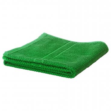 ФРЭЙЕН Банное полотенце, зеленый