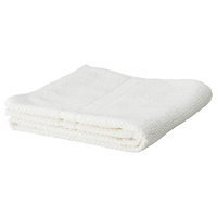 ФРЭЙЕН Банное полотенце, белый